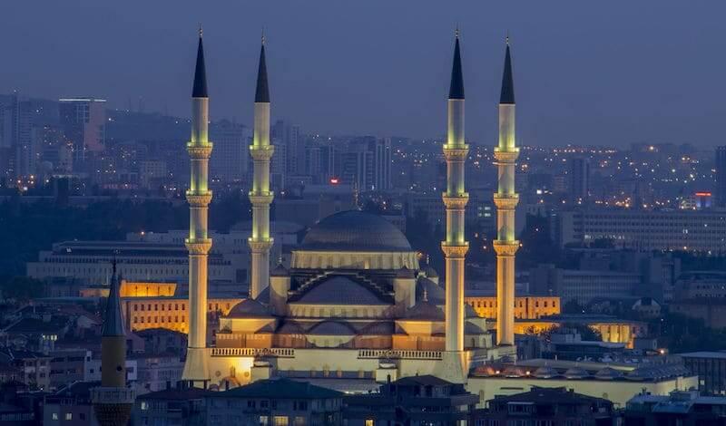 Onde Ficar em Ankara na Turquia