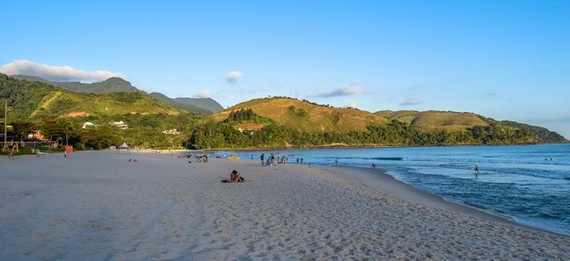 Onde Ficar Em São Sebastião: Praia de Maresias