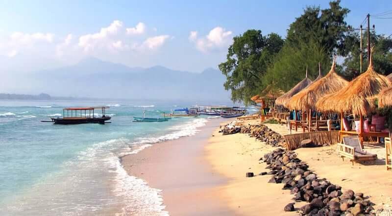 Onde Ficar em Gili Islands na Indonésia: Gili Air