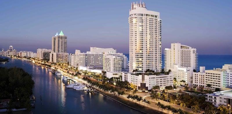 Onde Ficar Em Miami Beach: Mid-Beach