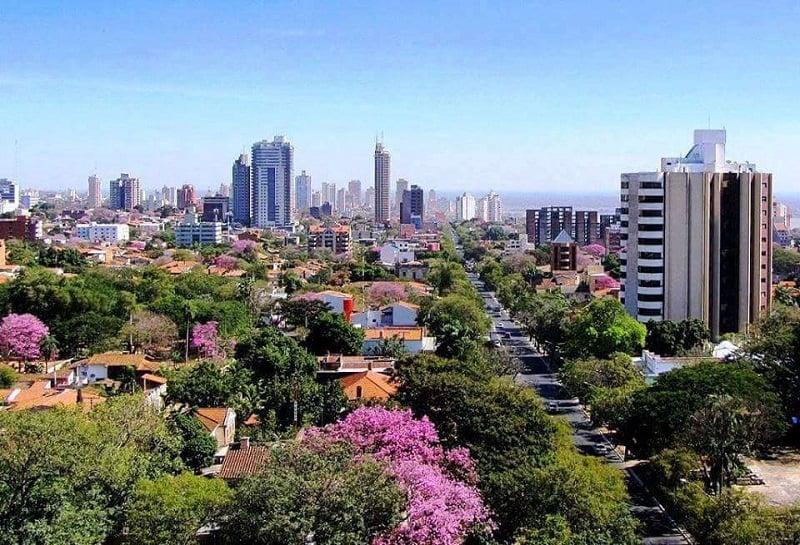 Onde Ficar em Assunção: Villa Morra