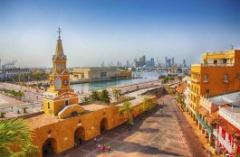 Onde Ficar em Cartagena na Colômbia