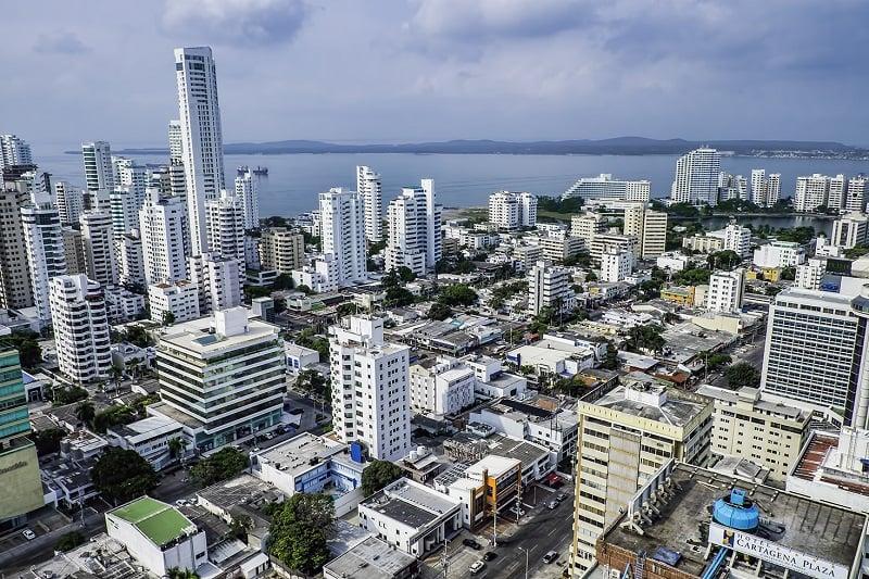 Onde Ficar em Cartagena: Bocagrande