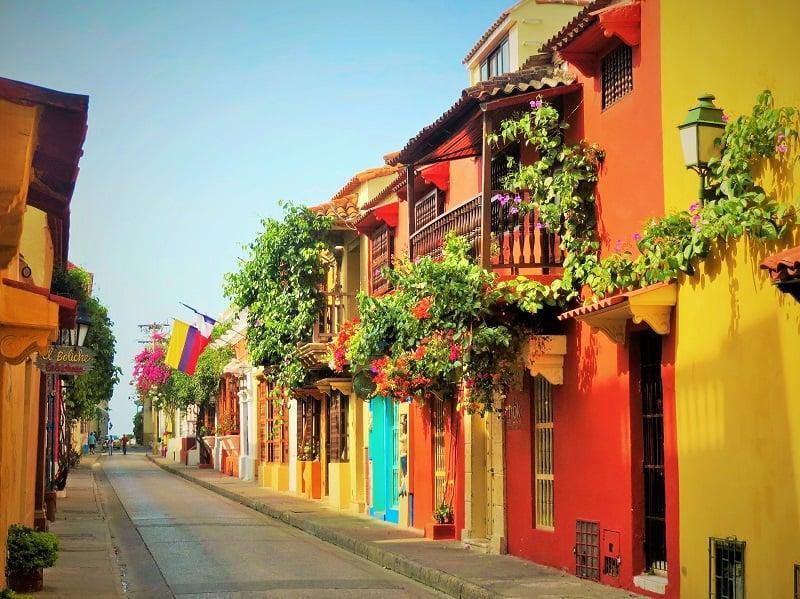 Onde Ficar em Cartagena: Cidade Amuralhada