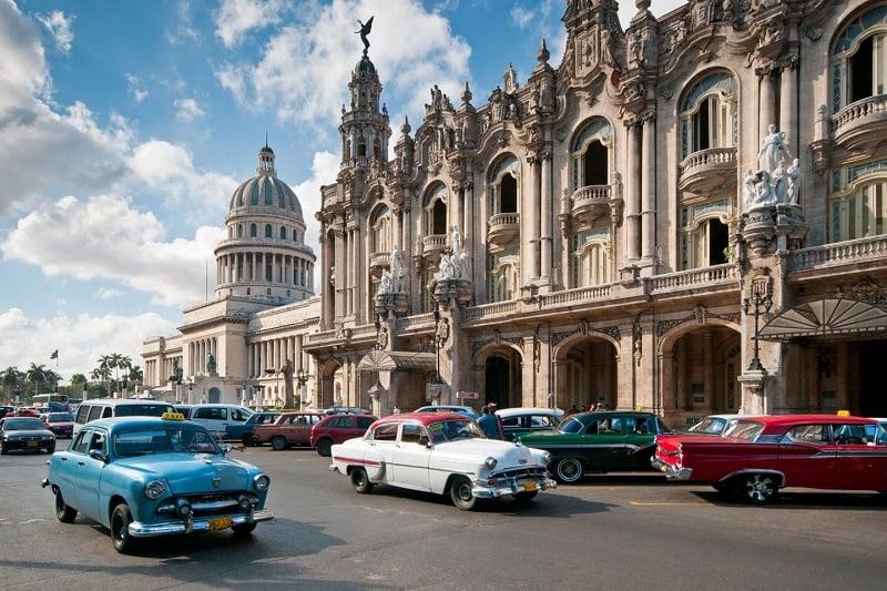 Onde Ficar em Havana em Cuba