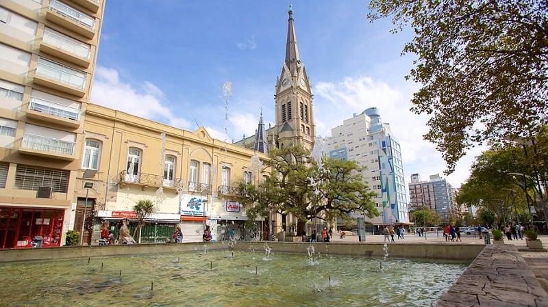 Onde Ficar em Mar del Plata: Centro da Cidade