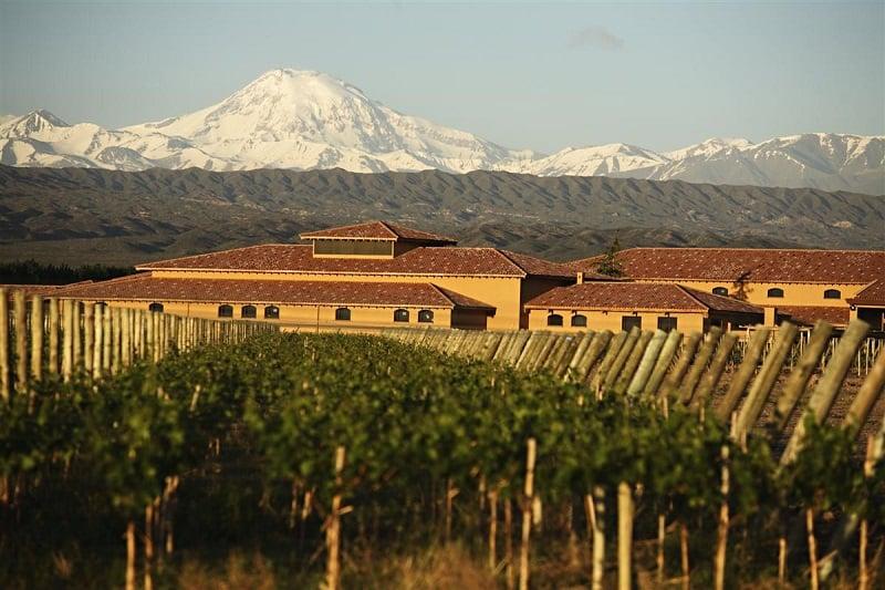 Onde Ficar em Mendoza: Campo