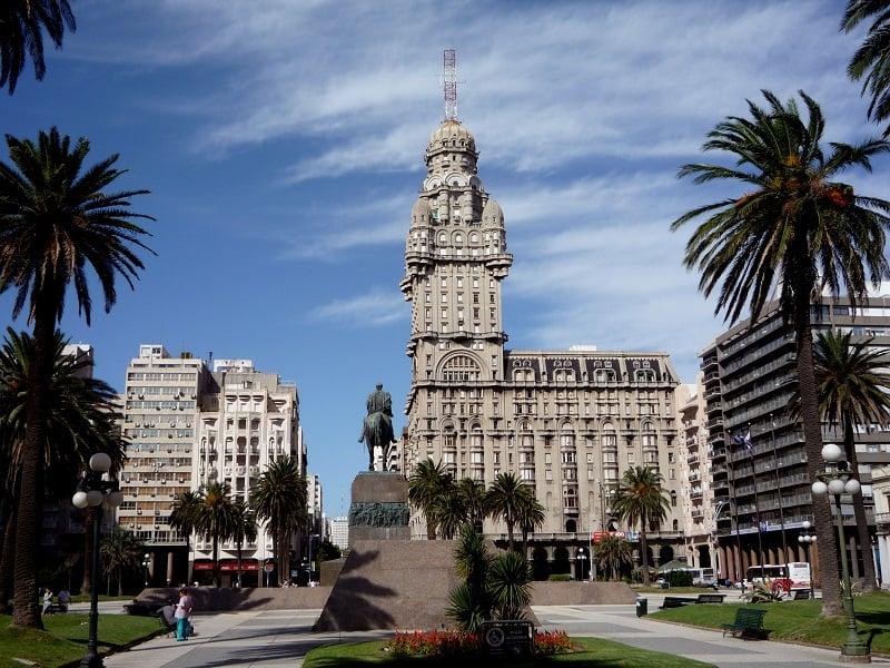 Onde Ficar em Montevidéu: Centro da Cidade