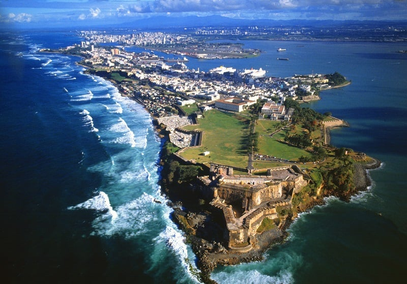 Onde Ficar em San Juan