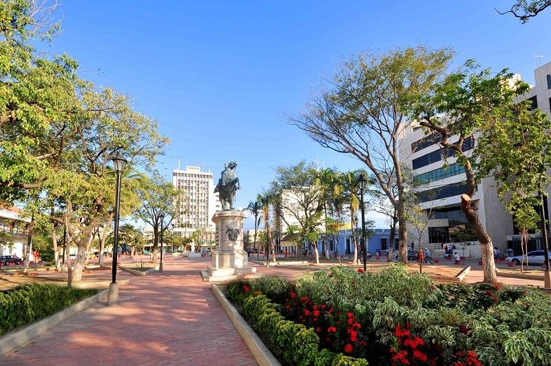 Onde Ficar em Santa Marta: Centro Histórico
