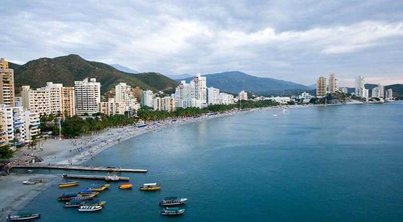 Onde Ficar em Santa Marta: El Rodadero