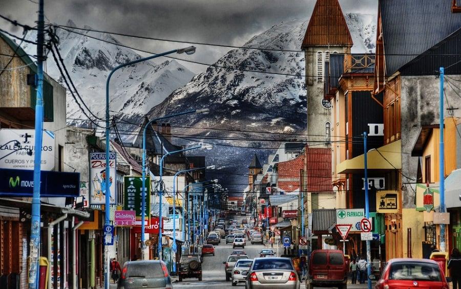 Onde Ficar em Ushuaia: Centro da Cidade