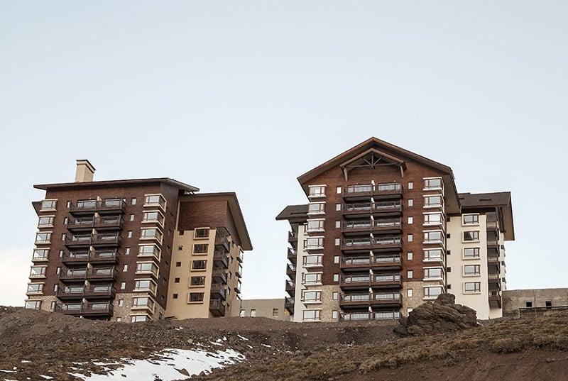 Onde Ficar no Valle Nevado: Apartamento