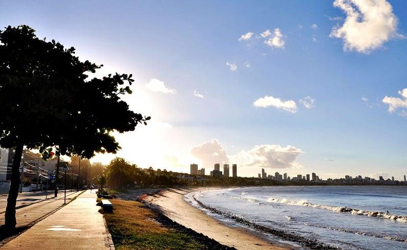 Onde Ficar Em João Pessoa: Cabo Branco