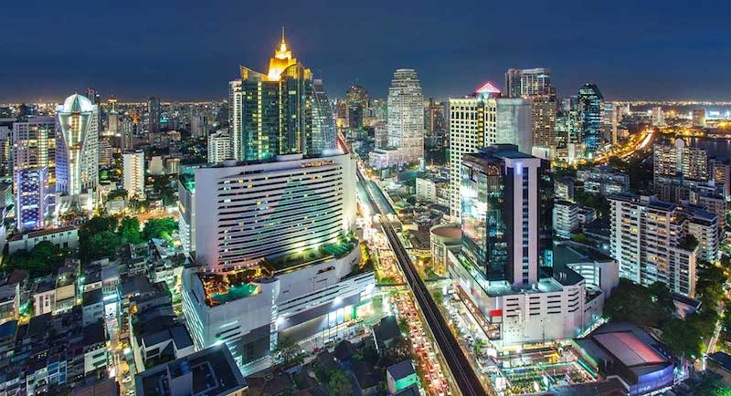 Onde Ficar Em Bangkok: Sukhumvit Road