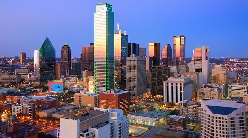 Onde Ficar Em Dallas: Downtown
