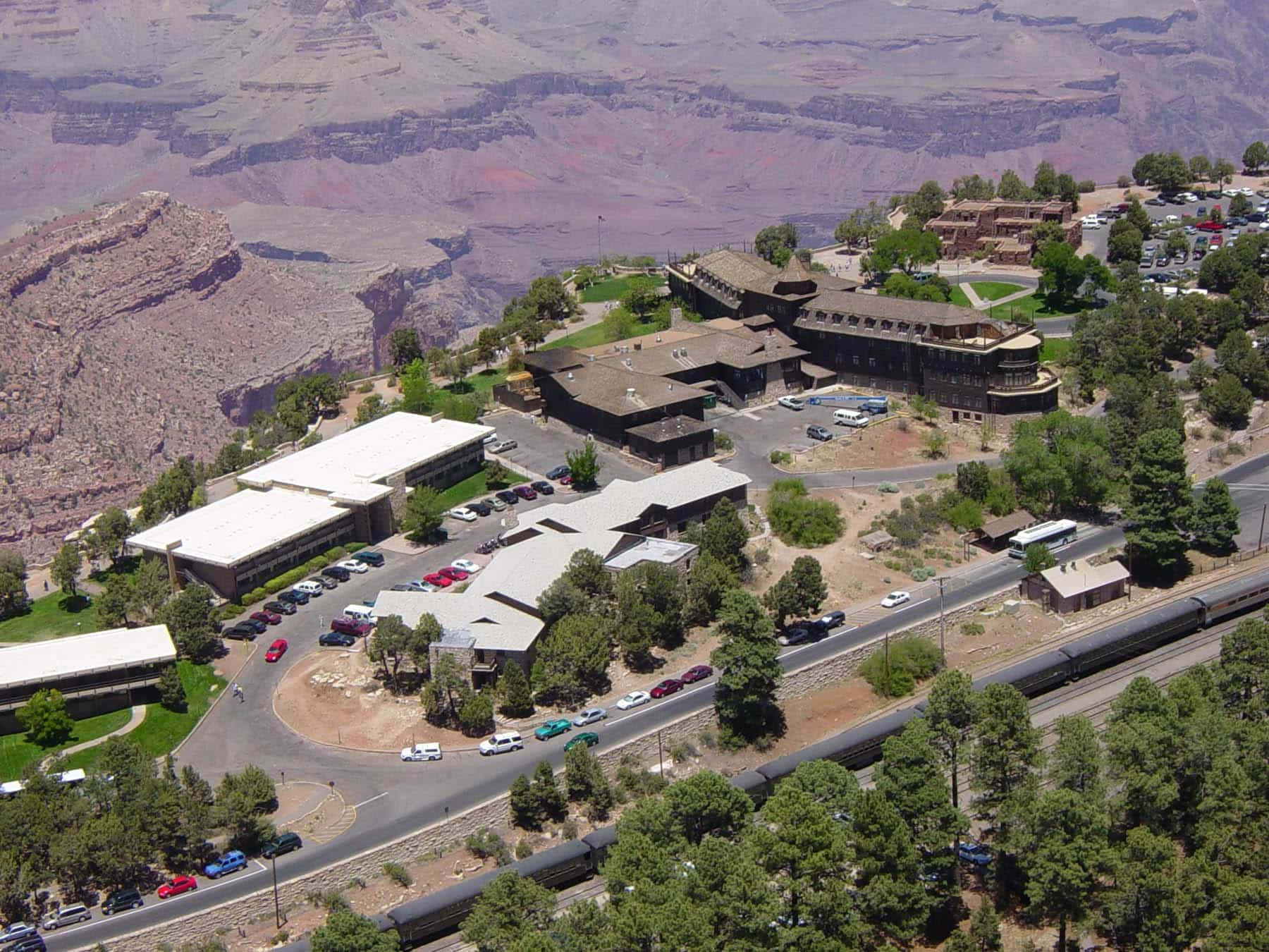 Onde Ficar No Grand Canyon: Grand Canyon Village