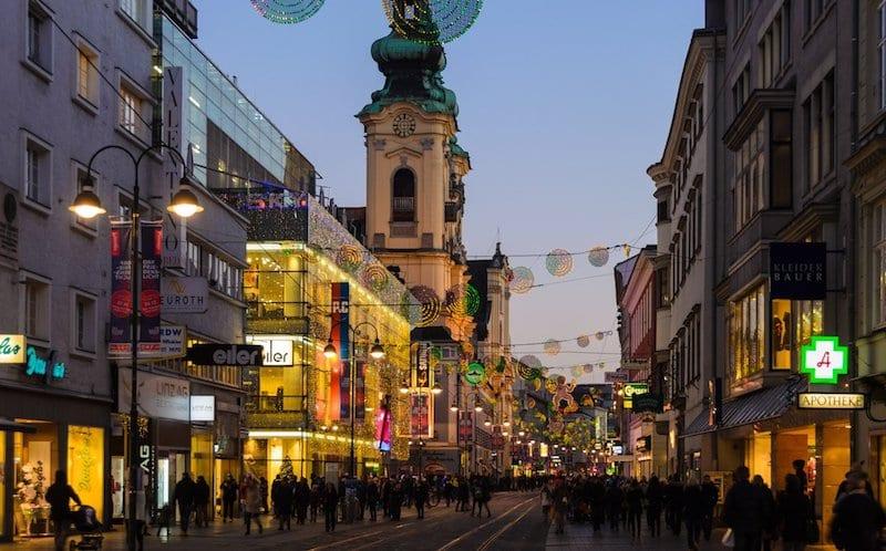 Onde Ficar em Linz na Áustria: Centro