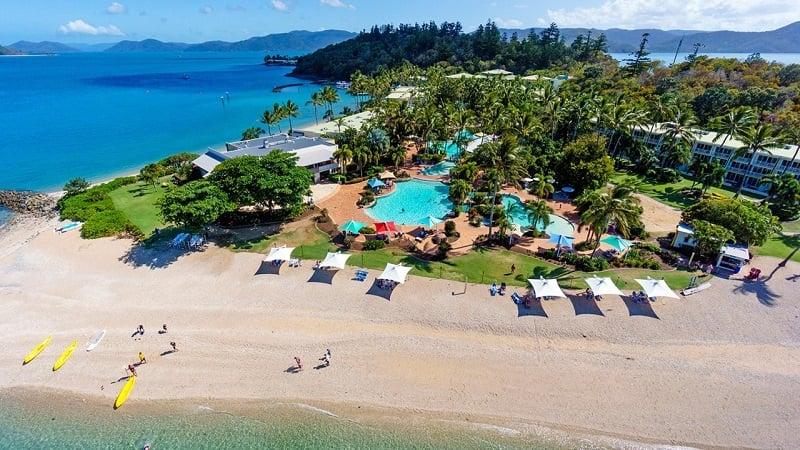 Onde Ficar nas Ilhas Whitsunday: Ilha Daydream