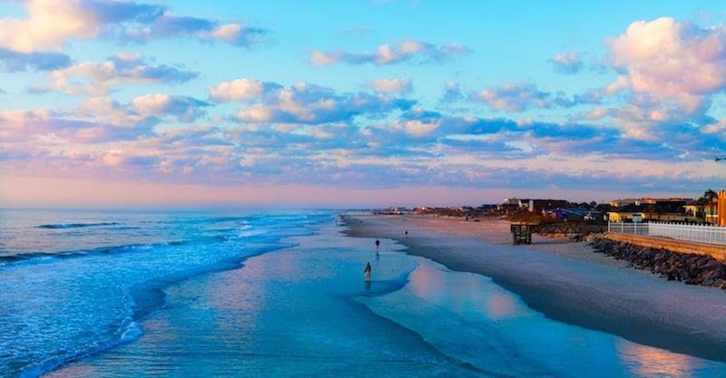 Onde Ficar Em Saint Augustine: Região da Praia