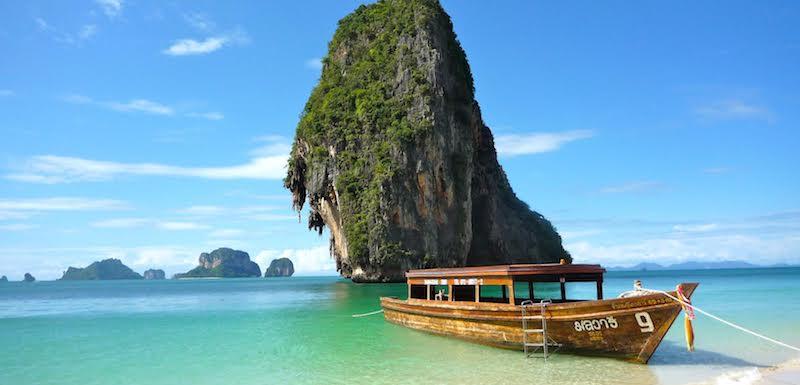Onde Ficar em Ao Nang na Tailândia