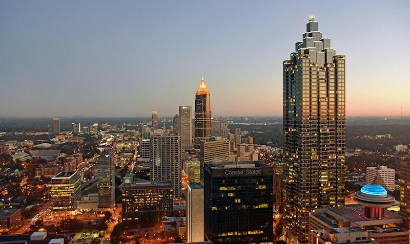 Onde Ficar Em Atlanta: Downtown