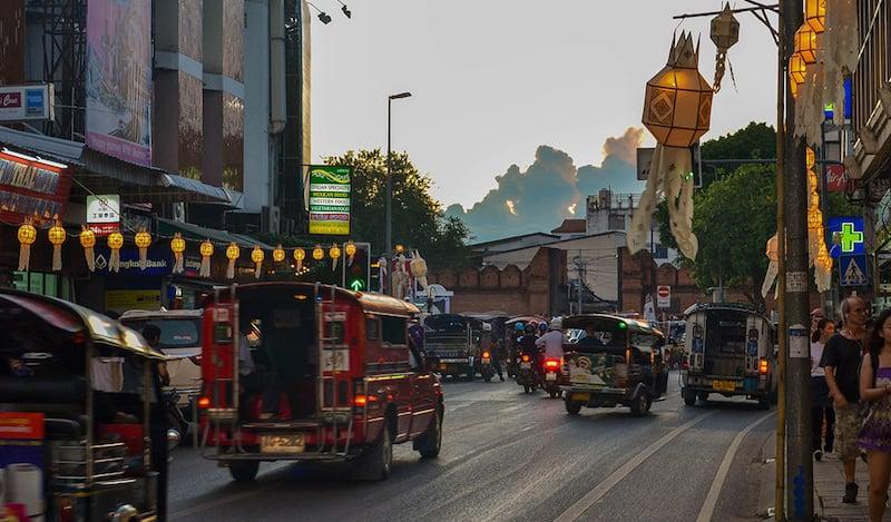 Onde Ficar Em Chiang Mai: Nimmanhaemin Road