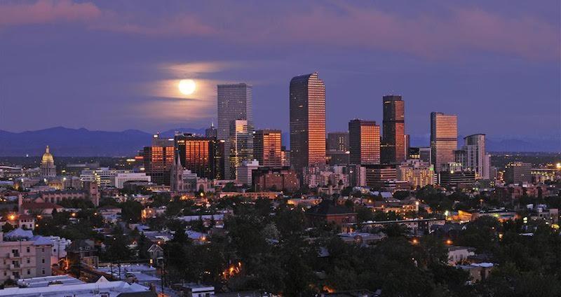 Onde Ficar Em Denver: Centro