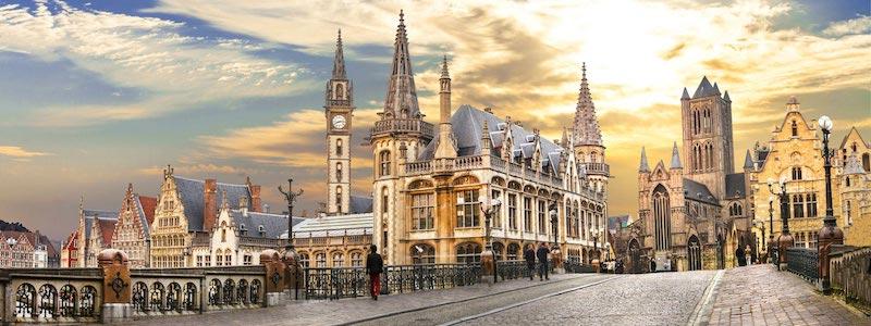 Onde Ficar em Ghent na Bélgica: Centro