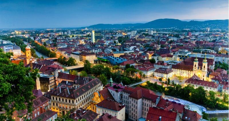 Onde Ficar Em Graz Na Áustria: Centro