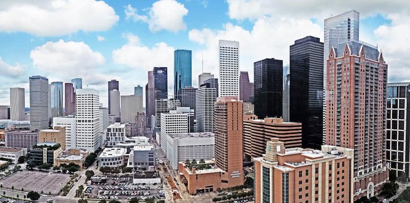 Onde Ficar Em Houston: Downtown