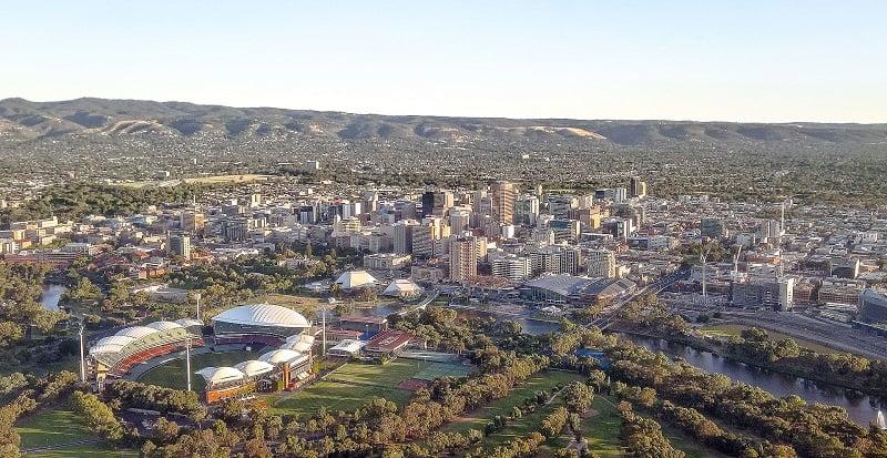 Onde Ficar em Adelaide: Centro da Cidade