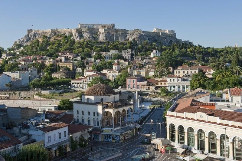 Onde Ficar em Atenas: Monastiraki