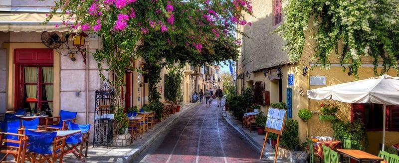 Onde Ficar em Atenas: Plaka