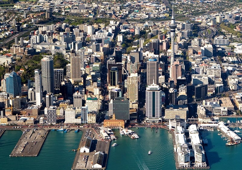 Onde Ficar em Auckland: Central Business District