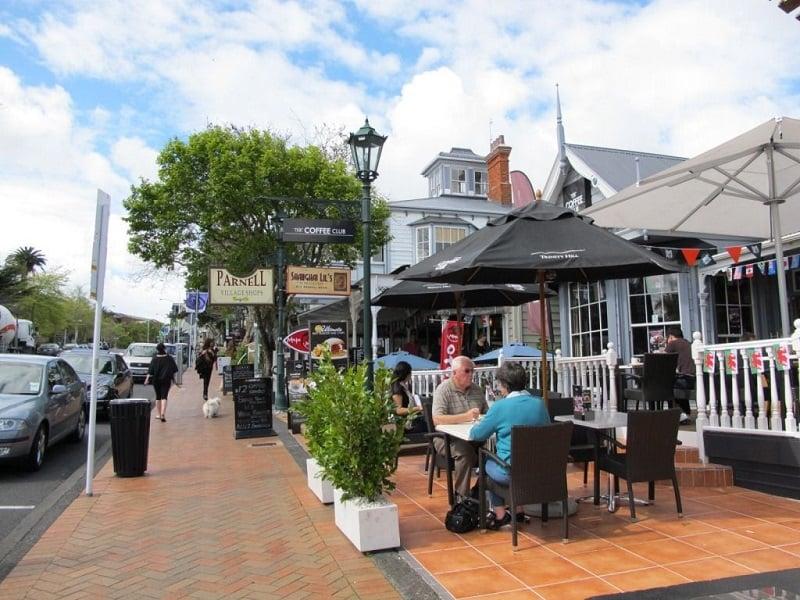 Onde Ficar em Auckland: Parnell