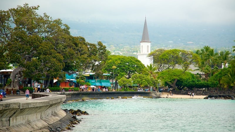 Onde Ficar em Big Island: Kailua-Kona