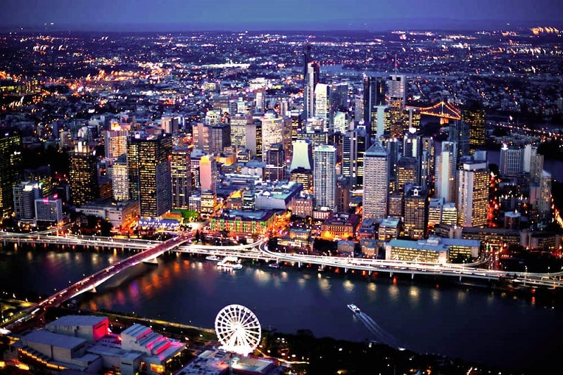 Onde Ficar em Brisbane: Central Business District