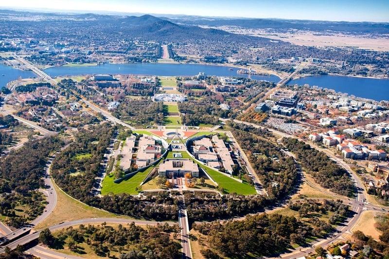 Onde Ficar em Canberra