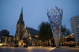 Onde Ficar em Christchurch