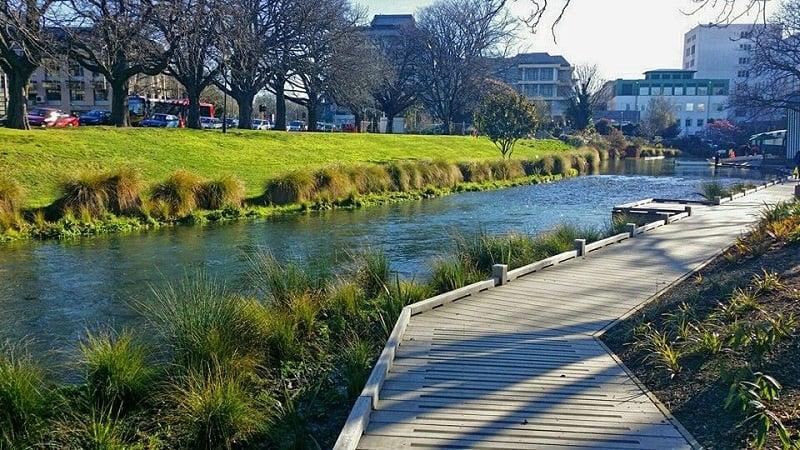 Onde Ficar em Christchurch: Centro da Cidade