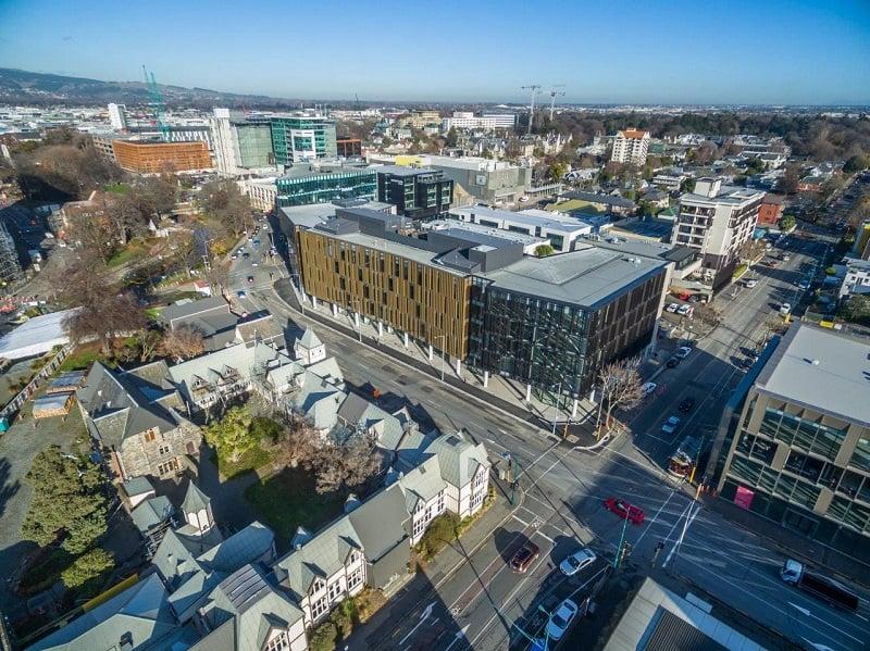 Onde Ficar em Christchurch: Merivale