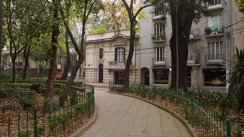 Onde Ficar na Cidade do México: La Condesa