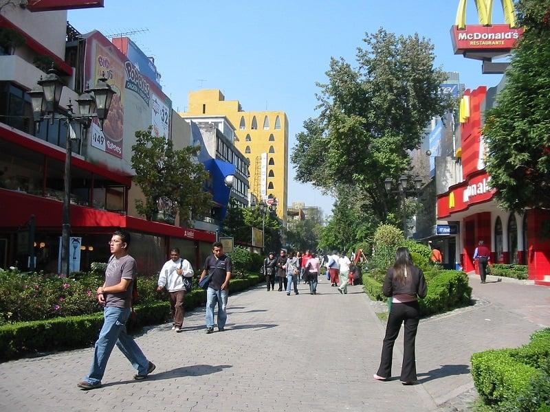 Onde Ficar na Cidade do México: Zona Rosa