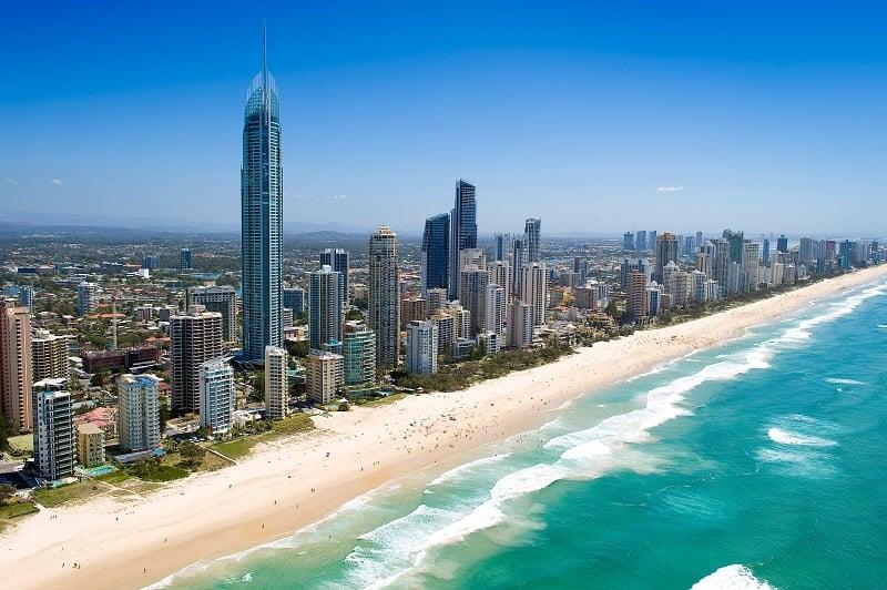 Onde Ficar em Gold Coast: Surfers Paradise