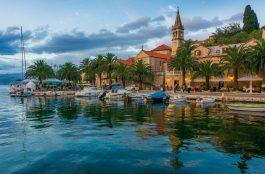 Onde Ficar na Ilha Brac na Croácia