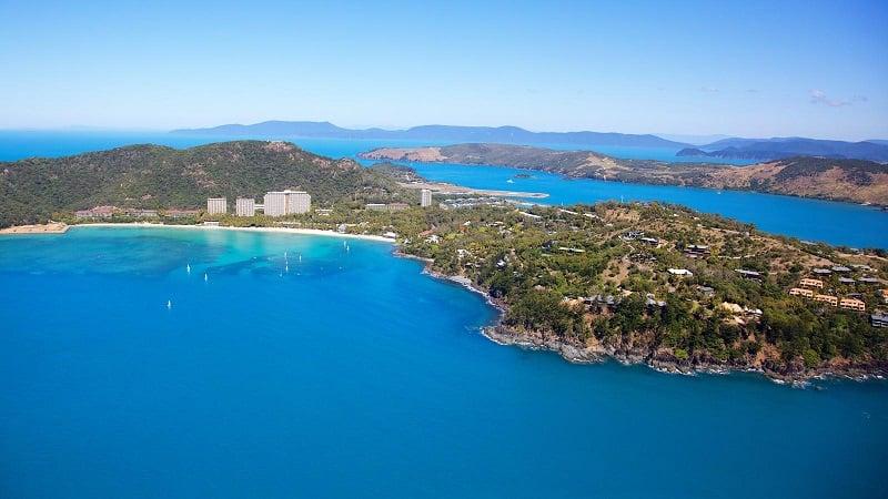 Onde Ficar nas Ilhas Whitsunday: Ilha Hamilton
