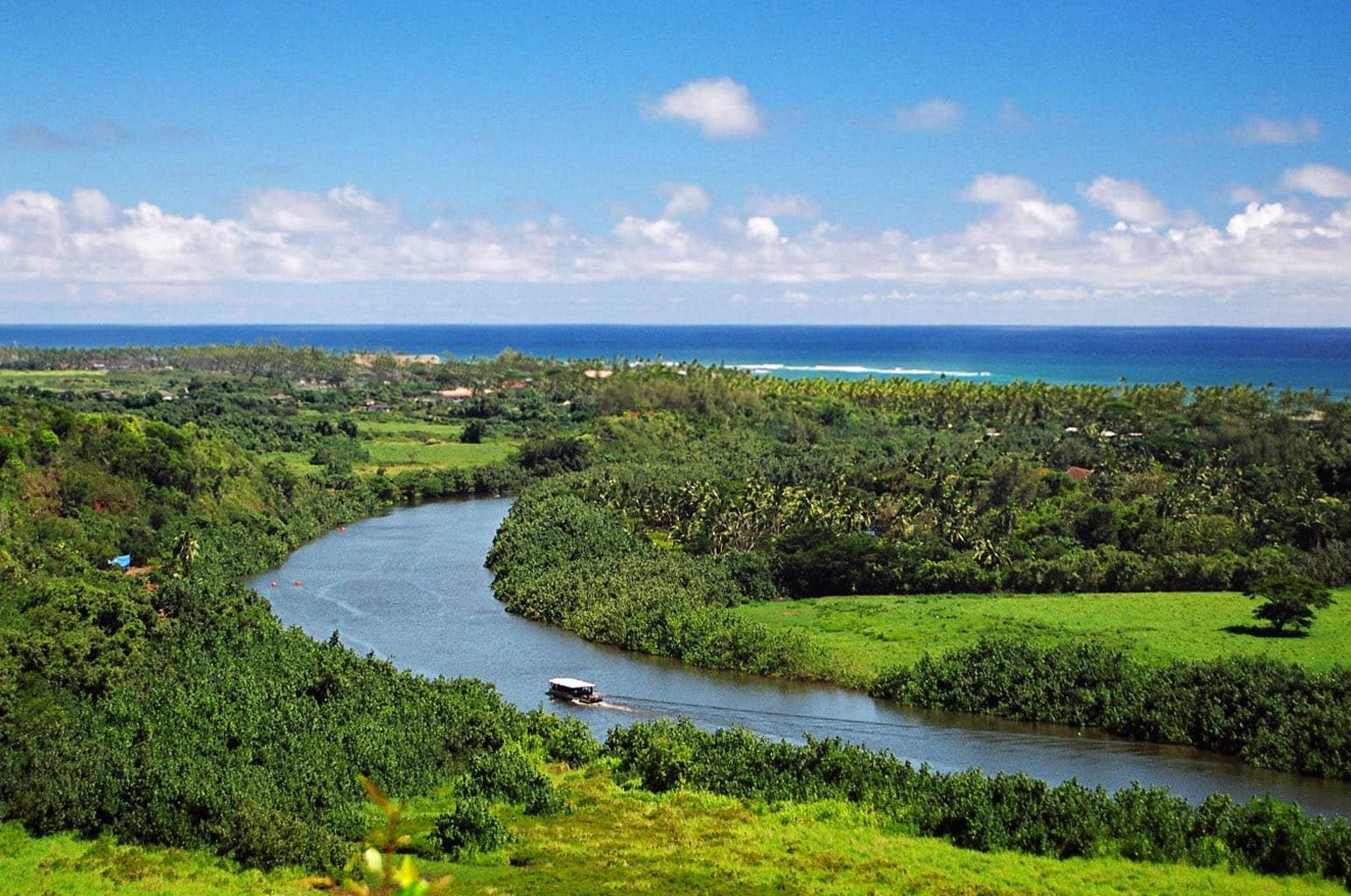 Onde Ficar em Kauai: East Coast