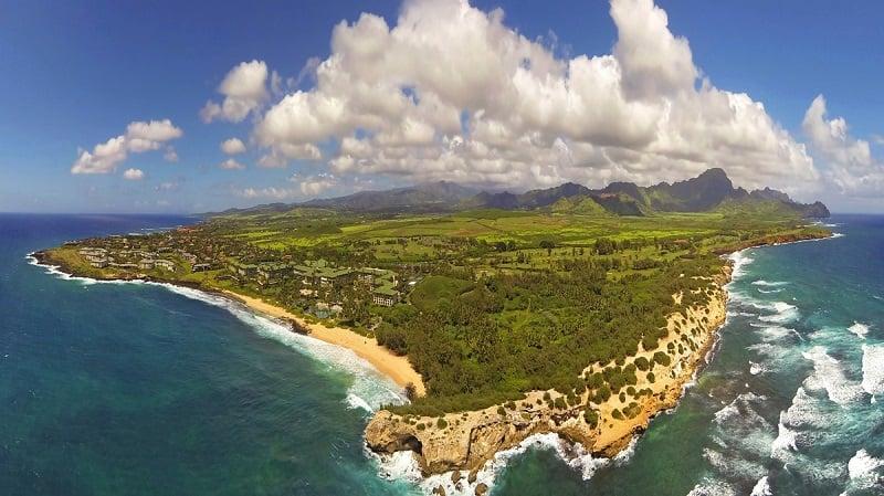 Onde Ficar em Kauai: South shore