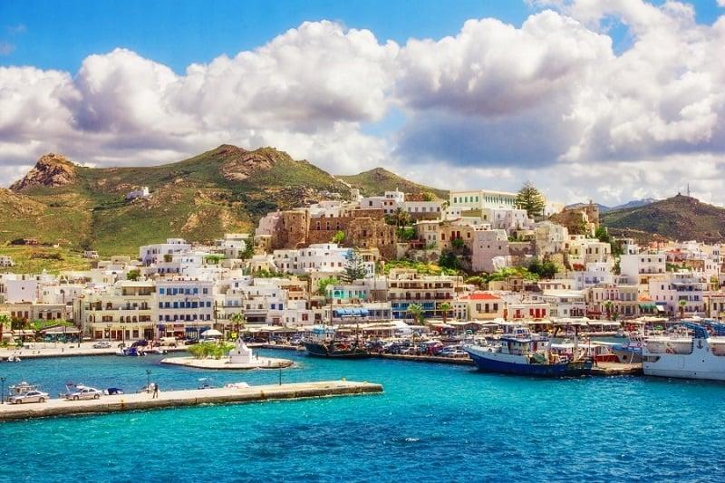 Onde Ficar em Naxos